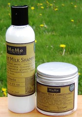 MeMe's Coconut Milk Shampoo & Conditioner
