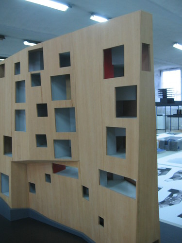anyone have any info on this peter zumthor hotel model forum archinect. Black Bedroom Furniture Sets. Home Design Ideas