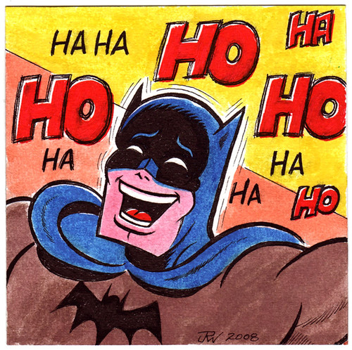 Laughing Batman