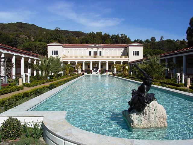 Flickriver Photoset 39 The Getty Villa Malibu California