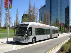 BRT in Los Angeles
