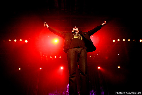 Avenged Sevenfold Live In Singapore 2008 | Flickr - Photo Sharing!