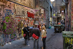 Melbourne Street Art Tours
