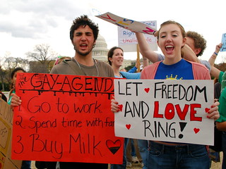 Let Freedom and Love Ring