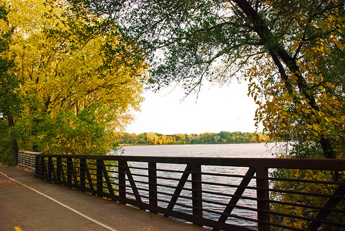 bridge autumn winter wild orange lake fall nature colors leaves weather minnesota yellow landscape evening nikon october friend scenery paradise blossom exploring minneapolis fresh trail cedar planet temperature 2008 joggers mellow spectacle 18200mm flickrwalk nikond40x yenumula worldofarun carolbishophipps bittersweetoctoberthemellowmessyleafkickingperfectpausebetweentheopposingmiseriesofsummerandwinter arunyenumula jenniferboehlke