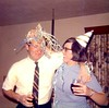 New Year's Eve Party ~ 1969 ~ We Were Still Newlyweds