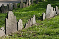 cemetery, headstone, grave, rock,
