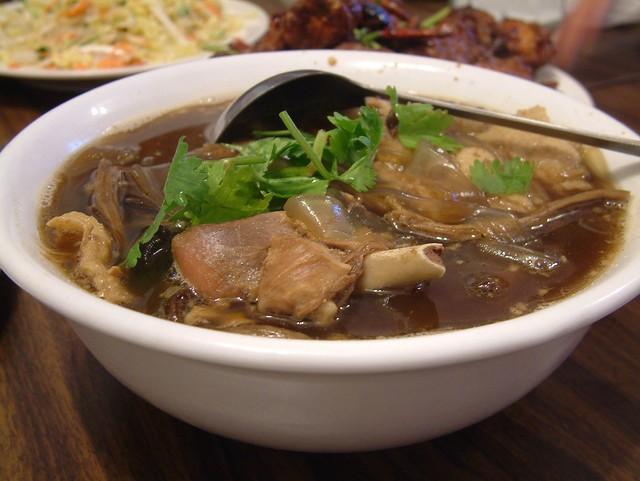 Chicken and Mushroom Stew - Original Taste - Alpha