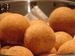 arancini, laddu, rissole, food, dish, cuisine,