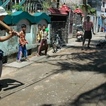 Street Cricket Lessons - Kerala, India
