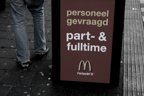 Mcdonald Hiring Part and Full time