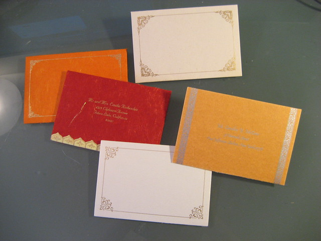wedding invitation samples all from Indian Wedding Cardcom