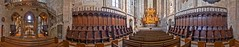 St. Dionys Church in Esslingen -- 360 deg HDR Panorama