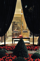 Always Xmas at the palace hotel