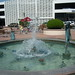 Small photo of Encino Place Front Fountain