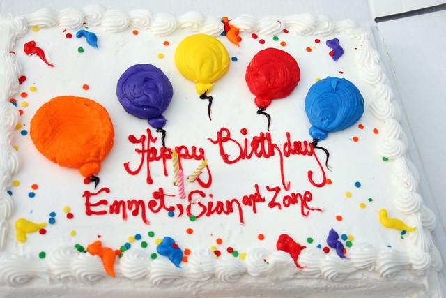 Happy Birthday Sian Cake