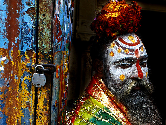 on the ghat varanasi - 5 Masterful Tips in Portrait Photography