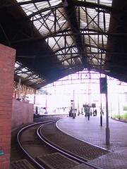 Tram Platform