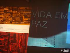 apresentação no CCJ