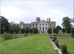 Copped Hall from the Gardens