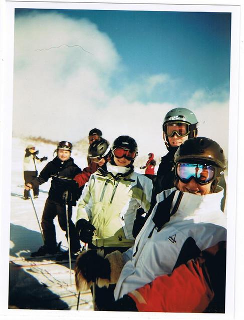 Niseko ski squad