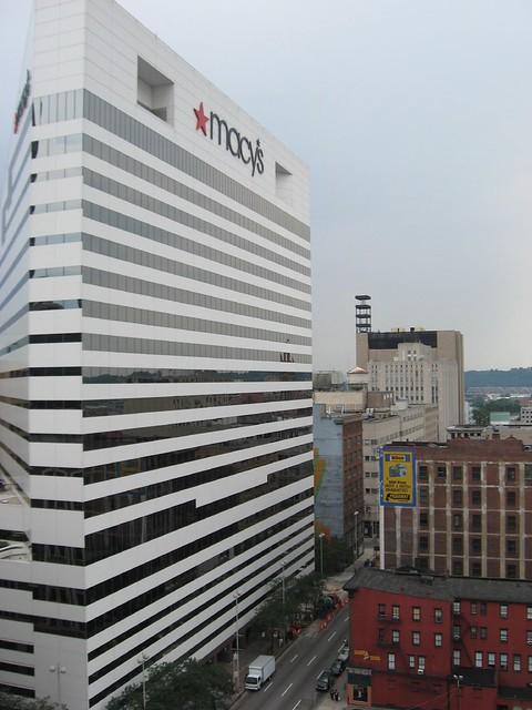 Macy 39 S Headquarters Building In Downtown Cincinnati Flickr Photo Sharing