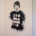 'Pone' by Stencil Ninja