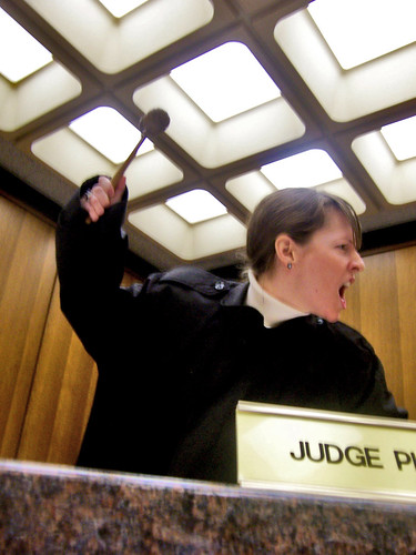 Judge Coco Declares Ang Out of Line!