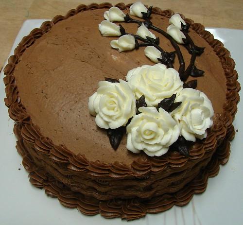 Cake Decorating Vanilla Icing : Vanilla Icing: Trio of Buttercreams