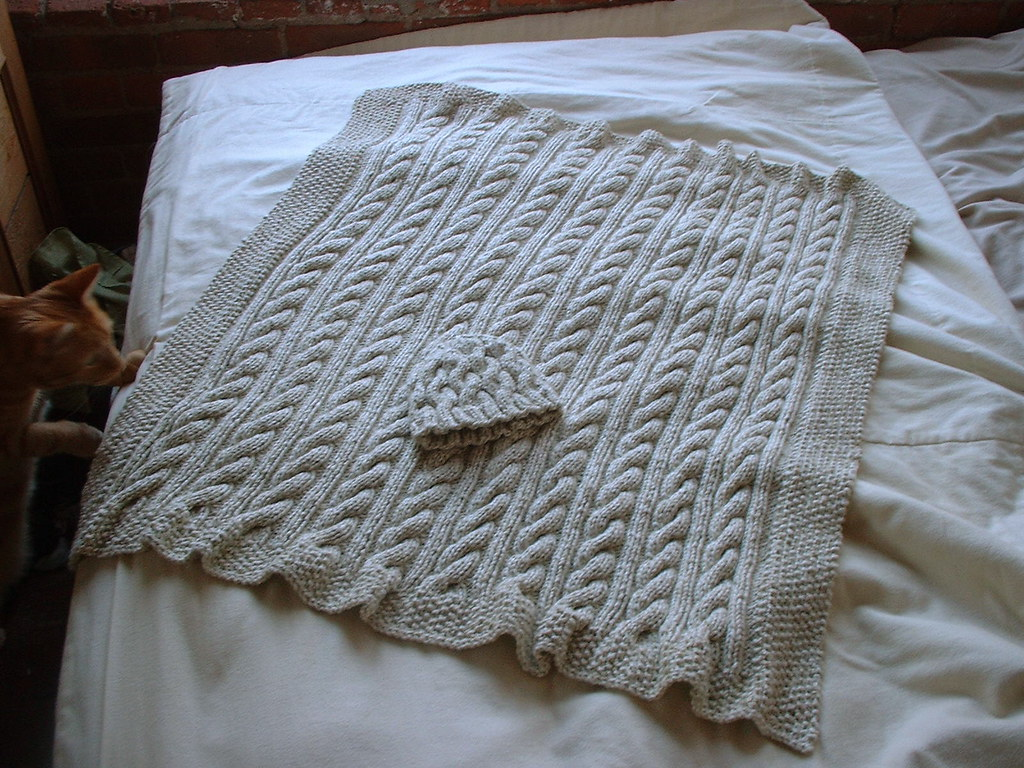 FREE KNIT BABY BLANKET PATTERN. FREE KNIT BABY - BABY BLOCK QUILTS