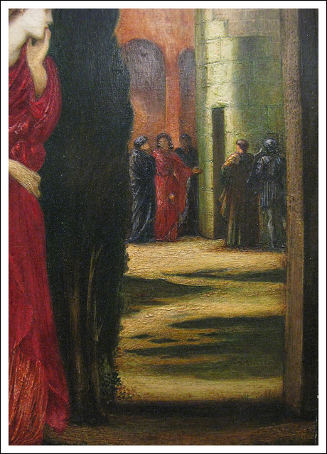 Burne Jones (detail)