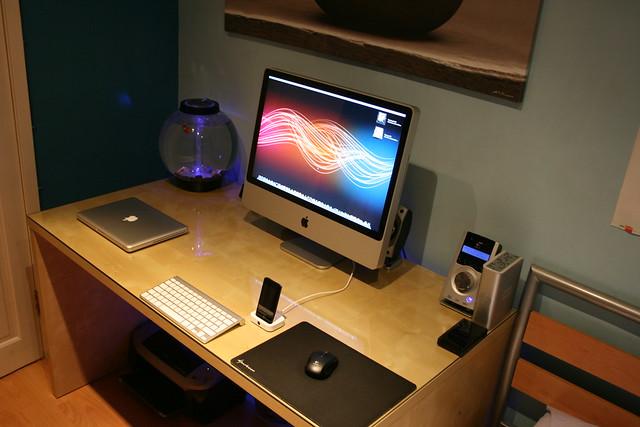 Desk Noted Flickr Photo Sharing