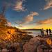 Photographers at Sunrise by Michael Pancier Photography
