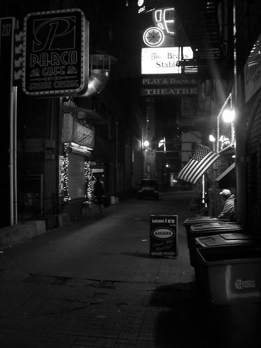 007: Printer's Alley