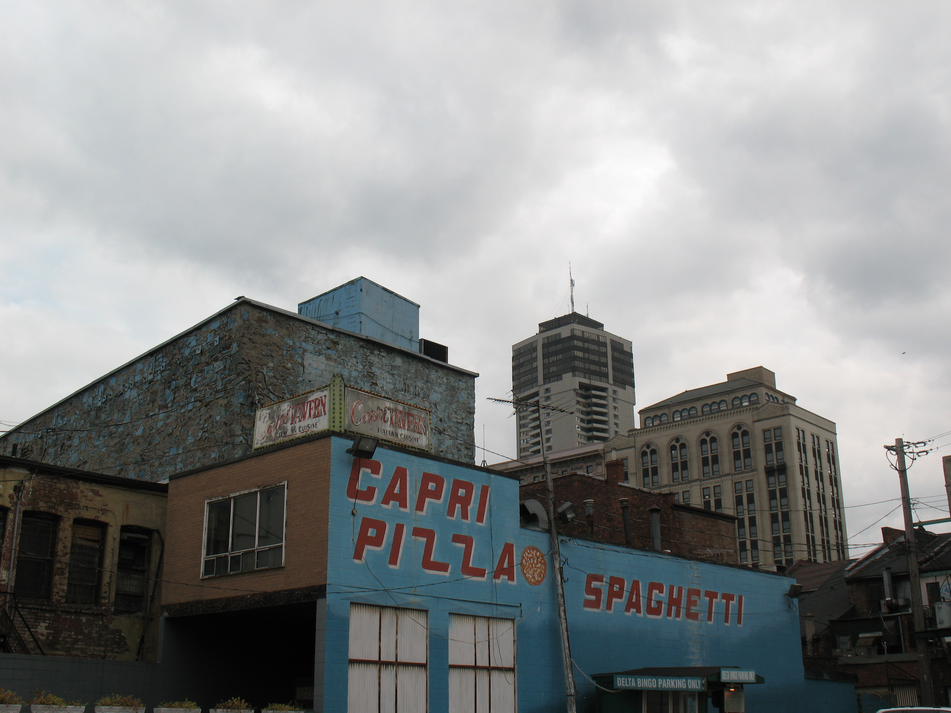 Capri Pizza And Pasta Downtown Kitchen Nightmares