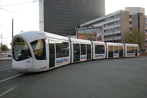 Tram lyonnais