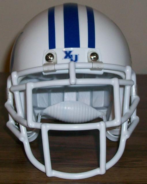 Football Helmet Front View : Xu football helmet front flickr photo sharing