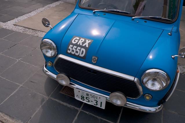 Mini GRX 555D
