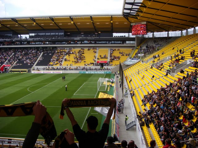New Tivoli Stadium - Aachen