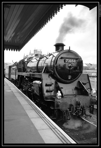 The City Of Peterborough - Nene Valley Railway