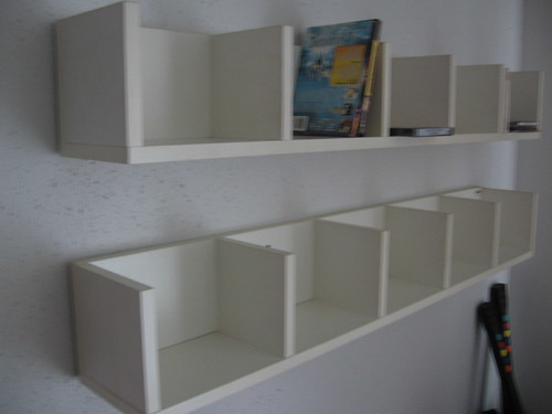 Selling John 39 S Ikea Benno White Wall Shelves