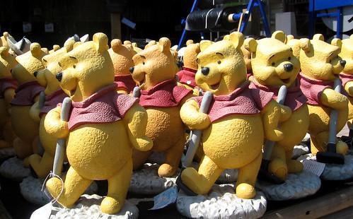 Winnie the Pooh overload