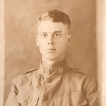 George Herbert Casey in the 81st Division, 324 Infantry Regiment, Company D; WWI