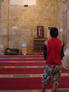 Imageof Al-Omari Grand Mosque. downtown beirut libano visitaguidata moscheaalomari