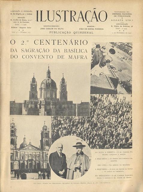Ilustração, No. 117, Novembro 1 1930 - 5