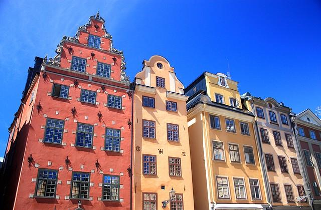 Stortorget, Gamla Stan, Stockholm, Sweden