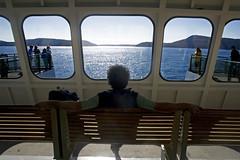Washington State Ferry - enjoy the ride