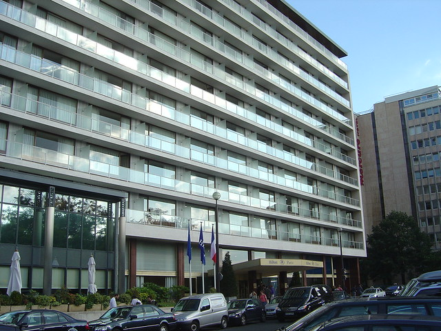 Hotel Paris Suffren