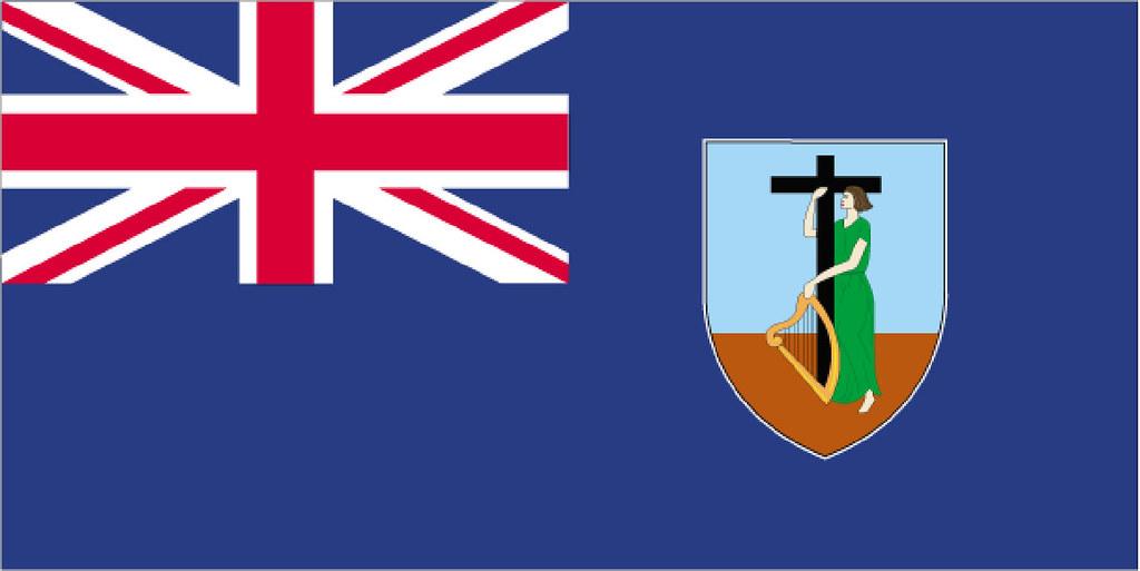 Montserrat - FLAG