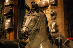 armour, art, stallion, head, horse tack, horse, statue,